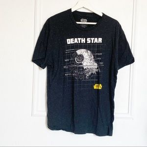 Star Wars Death Star T- Shirt